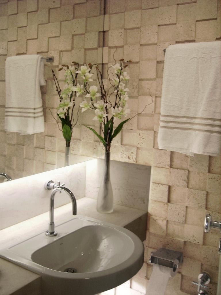 decoracao lavabo branco:Decoracao De Lavabo
