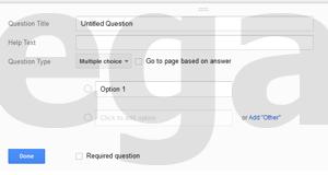 Tampilan Baru Google Docs Form