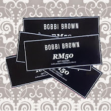 Bobbi Brown Voucher Giveaway!