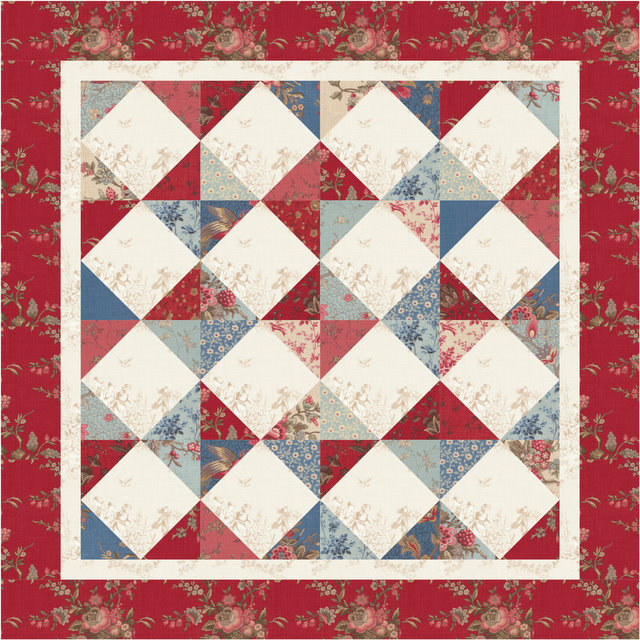 Bitten By Signature Quilts