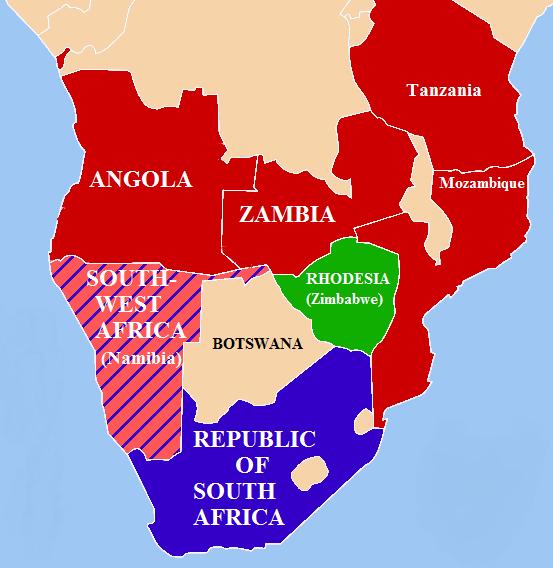 Big Blue 1840-1940: South West Africa