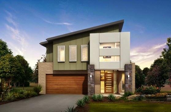 Fachadas de casas de un piso modernas planos de casas for Fachadas pisos modernas