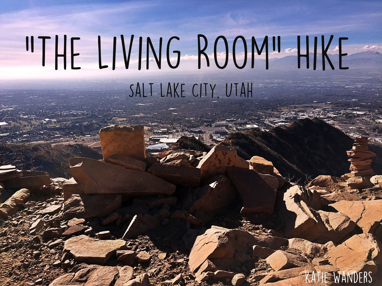 Living Room Hike Salt Lake City