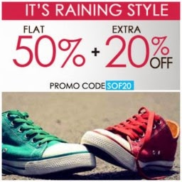 Buy Freecultr Casual Shoes at Flat 50 % off and 20 % off with 15 % Discount at Fashionandyou