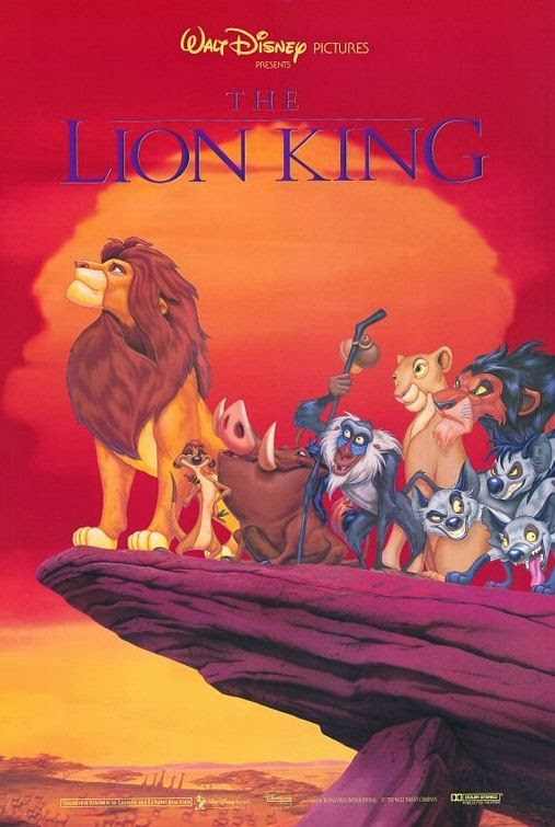 Top 7 Animasi Terlaris Sepanjang Masa-The Lion King (1994)