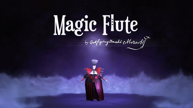 magic flute mozart iphond