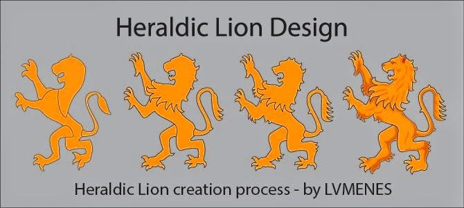 lvmenes lions design
