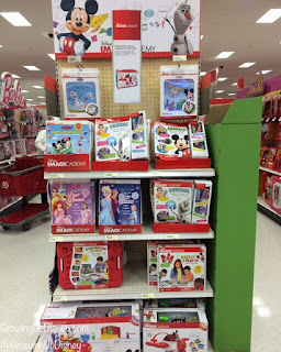 Disney Imagicademy display at Target