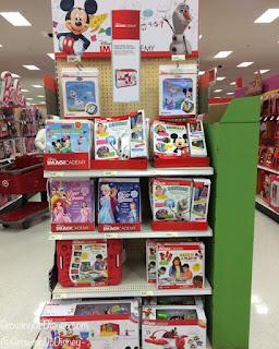 Disney Imagicademy display at Target
