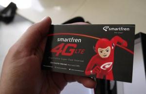 Cara Menggunakan Kartu Smartfen 4G di Ponsel Non-Smartfren