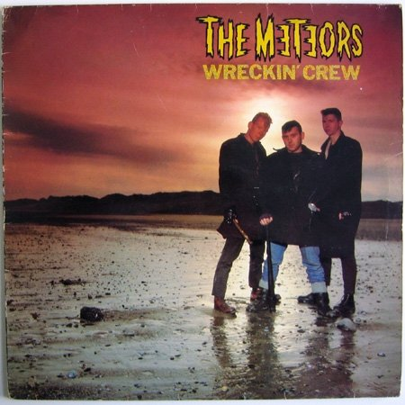 Wreckin' Crew - 1983