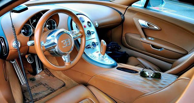 2015 Bugatti Royale Interior