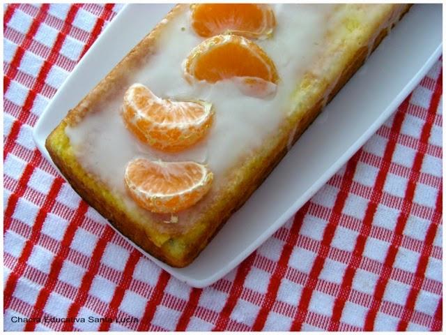 Torta rápida de naranja  - Chacra Educativa Santa Lucía