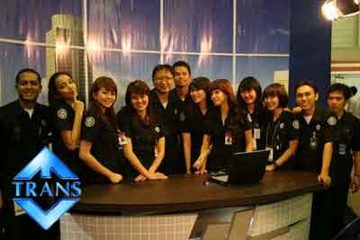 Trans TV Jobs