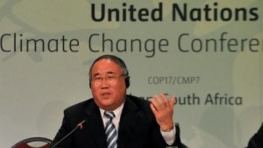 Clima - COP-17: CHINA ACEITA CORTAR EMISSÕES DE CARBONO E PÕE EUA EM CHEQUE