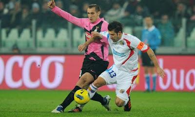 Juventus Catania 3-1 highlights sky