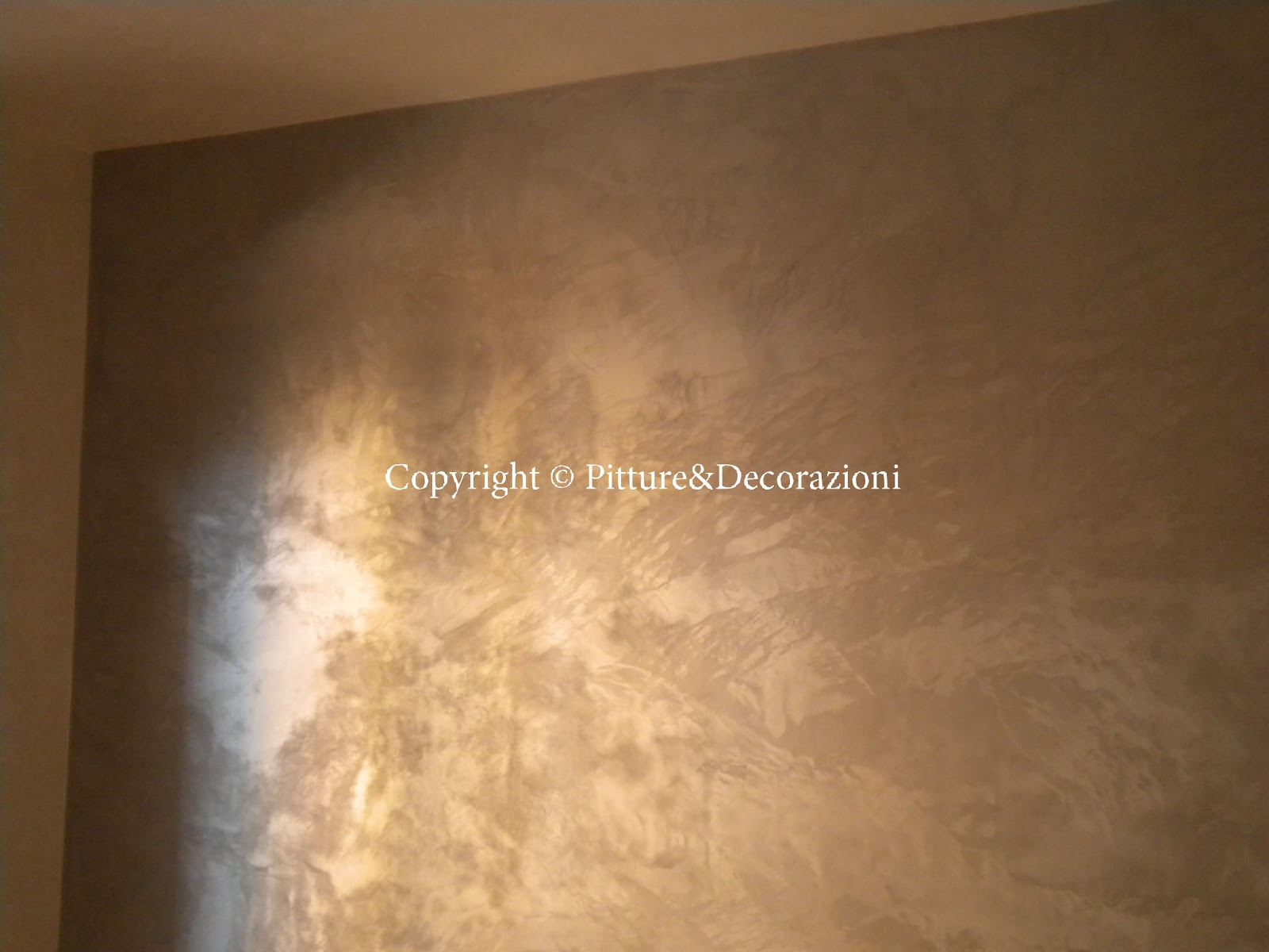 Forum tinteggiare pareti con foto - Vernice per muro interno ...