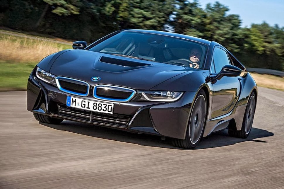 BMW And Toyota Working On I8/LFA Based Hybrid Sports Car