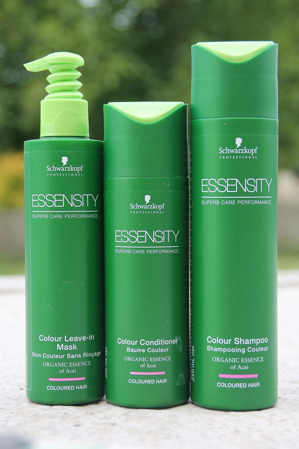 schwarzkopf essensity how to use