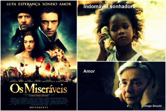 INDICADOS AO PREMIO DE MELHOR FILME CERIMONIA OSCAR 2013