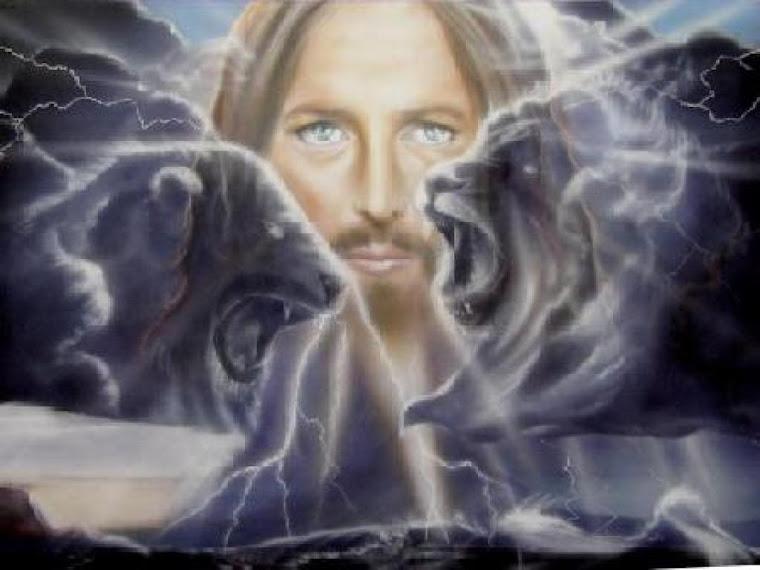 Jesus e as sombras
