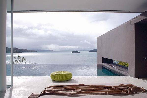 Casas minimalistas y modernas casa minimalista frente al for Casa minimalista blog