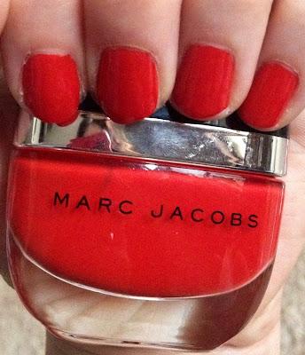 Marc Jacobs, Marc Jacobs Beauty, Marc Jacobs Beauty Enamored Hi-Shine Nail Lacquer Lola, nail polish, nail varnish, nail lacquer, nails, mani monday, #manimonday, manicure, Sephora
