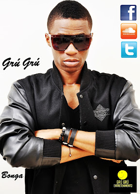 Rap Angolano - Grú Grú- Bonga