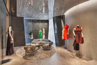Green Pear Diaries, arquitectura, interiorismo, Dior, flagship stpre, Seúl, Corea del Sur, Christian de Portzamparc, Peter Marino