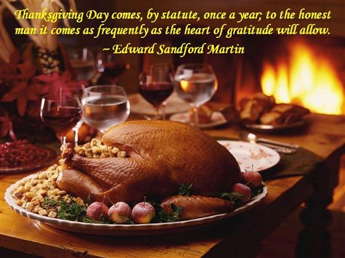Meaningful Thanksgiving Pictures And Quotes