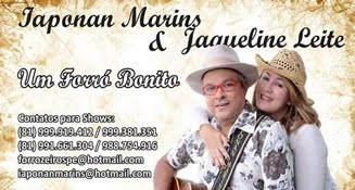 Iaponan Marins & JAQUELINE LEITE