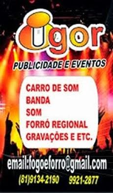 IGOR PUBLICIDADES E EVENTOS