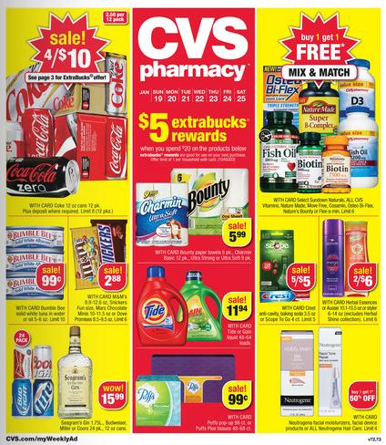 Cvs coupon policy b1g1