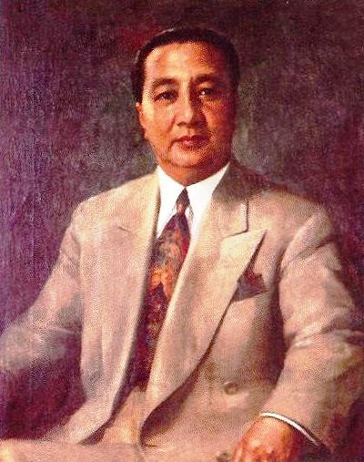 elpidio rivera quirino His father, don mariano quirino, was a warden at a provincial jail his mother  was dona gregoria mendoza rivera quirino young elpidio.