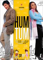 Następna recenzja: Hum Tum - Zakochani