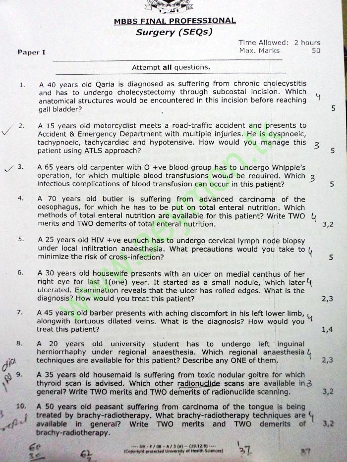 uhs mcat past papers 2012 pdf