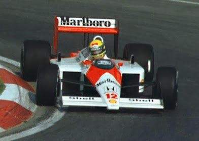Formula 1 1988 Ayrton Senna/ Mclaren