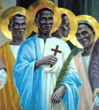 SS. CARLOS LWANGA e COMPANHEIROS, mártires