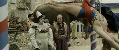 The Last Circus / Balada trieste de trompeta (2010)