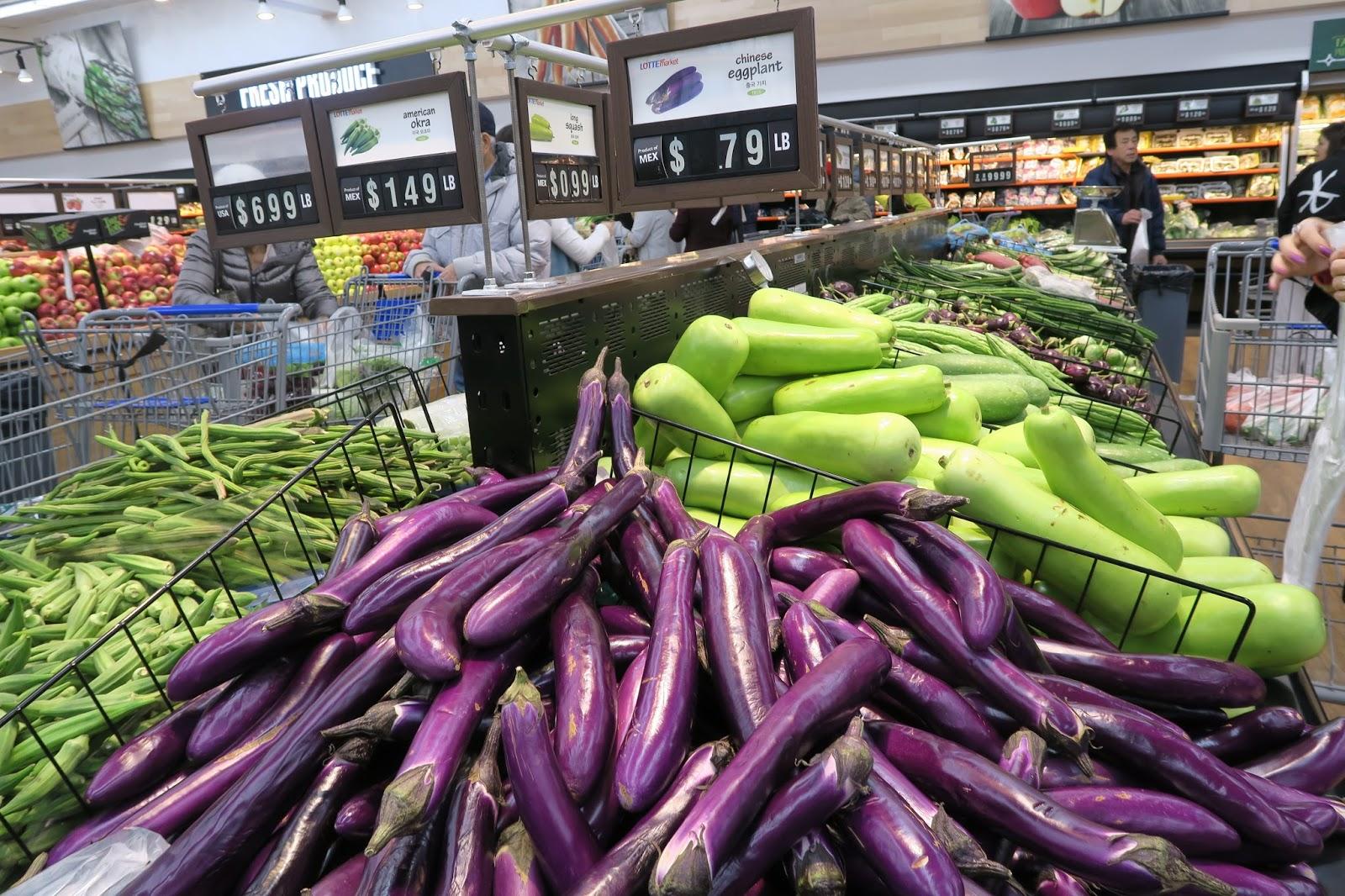 the Annandale Blog: Lotte Market opens in Ravensworth