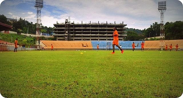 Persipura Siapkan diri Jelang Piala Sudirman