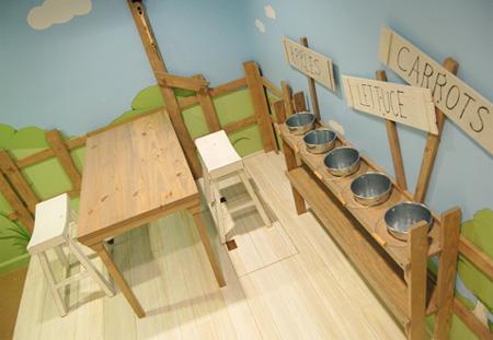 Unique Bedroom With Amazing Indoor Tree House Designed By KidTropolis
