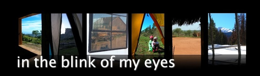 In The Blink Of My Eyes