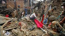 CATALUNYA: TERRATRÈMOL AL NEPAL