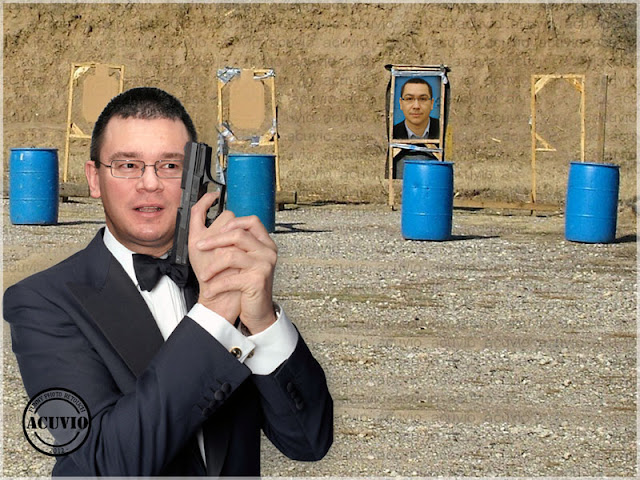 Funny image Mihai Răzvan Ungureanu Victor Ponta Ultimul cuvânt