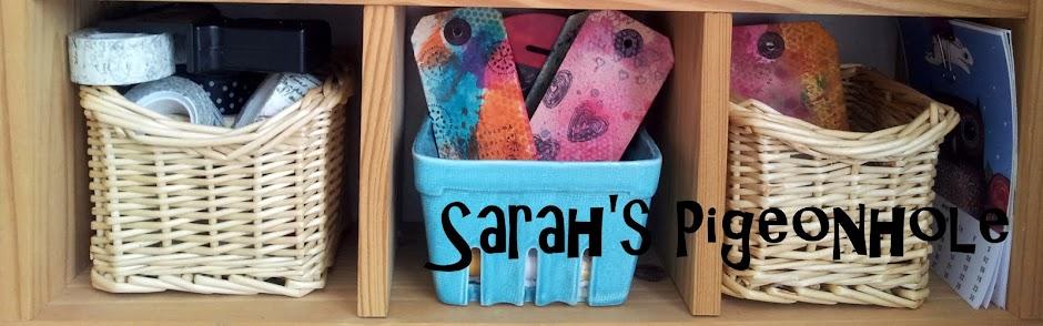Sarah's Pigeonhole