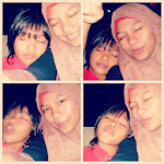 (ɔ ˘⌣˘)~♡ with my little sister