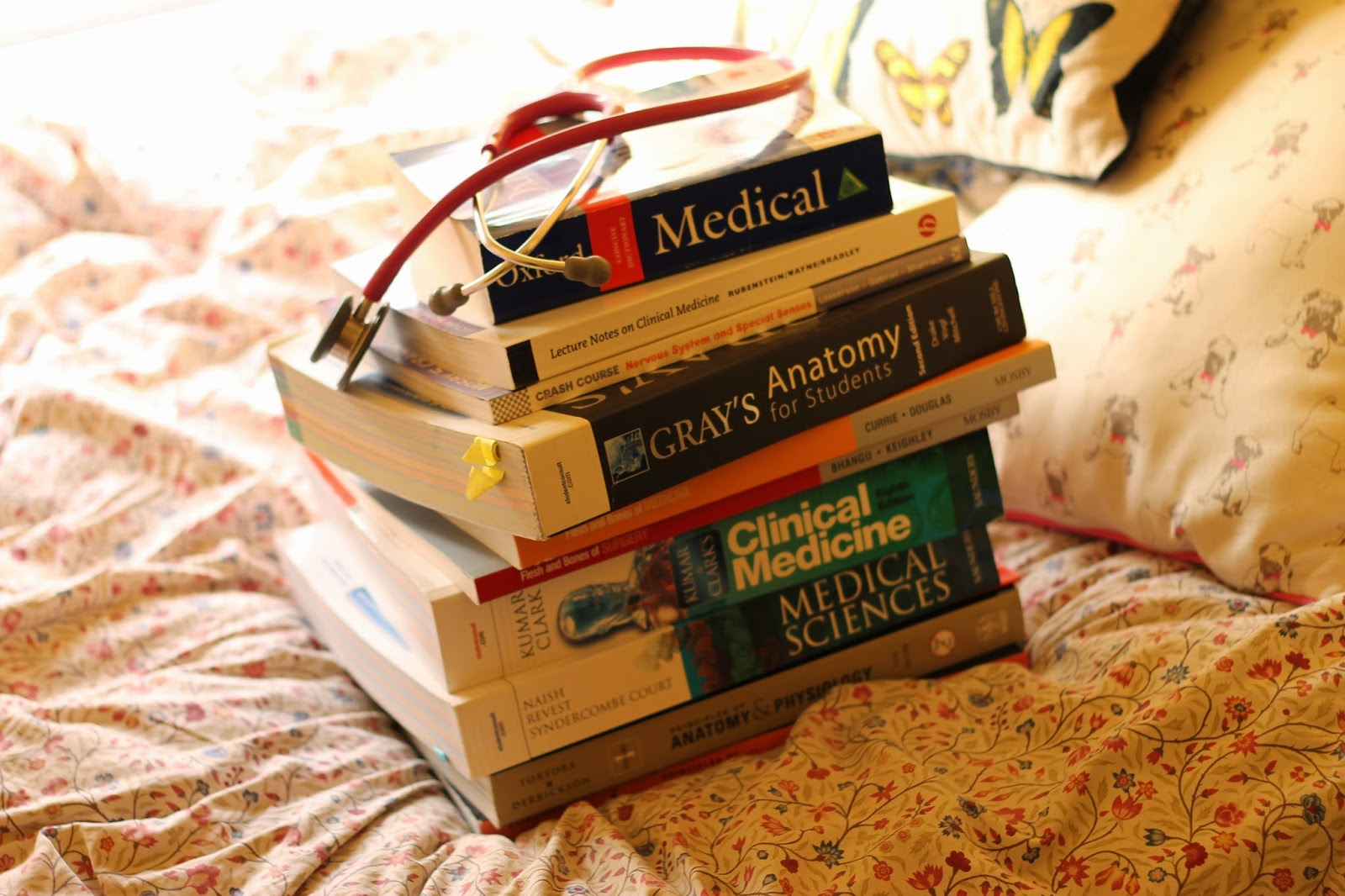 Being a medical student blog
