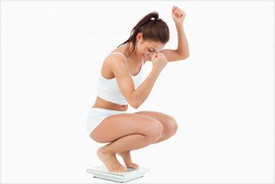 3 шага для похудения
