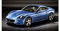 The New Face of Ferrari California